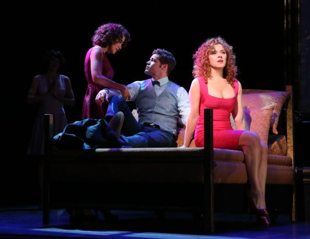 """A Bed and a Chair"", New York City Center Encores!"