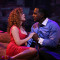 "Bernadette Peters and Norm Lewis in ""A Bed and a Chair"""