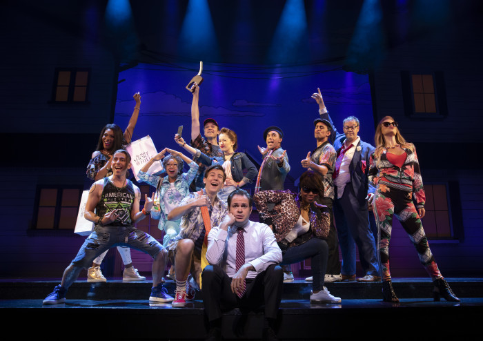 Gettin' the Band Back Together, Belasco Theatre, Broadway
