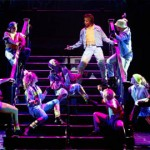 "The cast of ""Fame"""